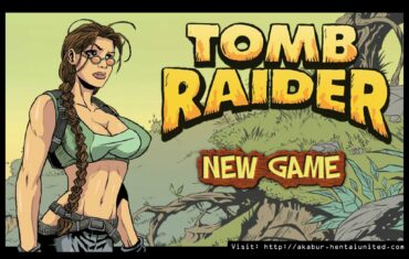 Tomb Raider – The butler's bitch